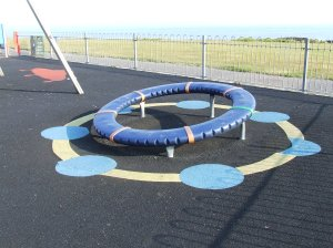 Garden finished July 2014 etc Red Island playground, P French, 013